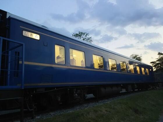 列車ホテル